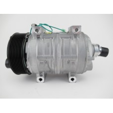 BUS HD CARRIER NEW OEM AC COMPRESSOR SELTEC TM-16 8GR 24V QP16-1665 Air conditioning QP161665 Armored vehicle tank