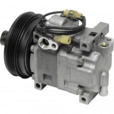 Mazda Protege 1990-1994 1.8L A/C Compressor w/ Clutch Panasonic NEW 910003;2276;67470;57473, R03376 1520581 BR7061450A