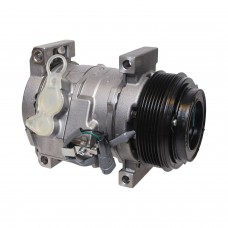 AC Compressor Clutch Assembly for GMC Sierra 1500 2500 3500 HD 2000-2010