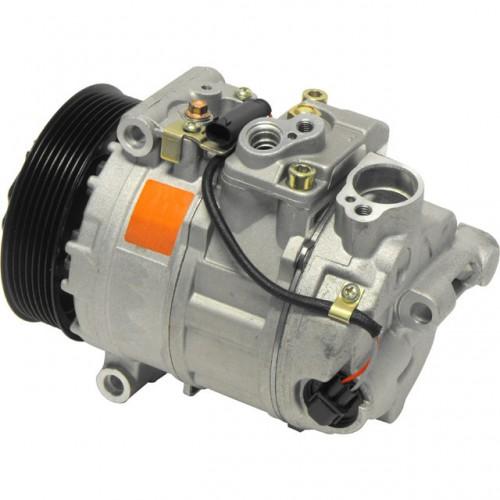 Mercedes c320 clk320 ac compressor e500 c280 cl500 s430 for Mercedes benz ac compressor