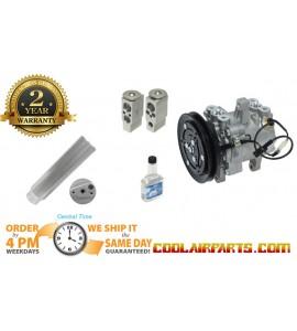 For Acura TSX 2004-2008 AC Compressor /& A//C Clutch DAC