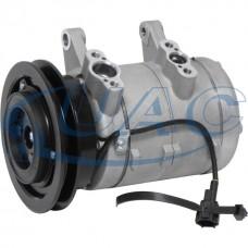 1999 - 2004 New Nissan Frontier  XTERRA AC Compressor 2.4L  2 Years Warranty