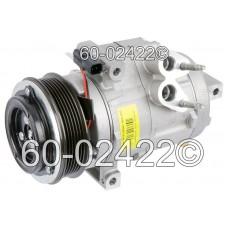 Motorcraft YCC320 A//C Compressor Assembly